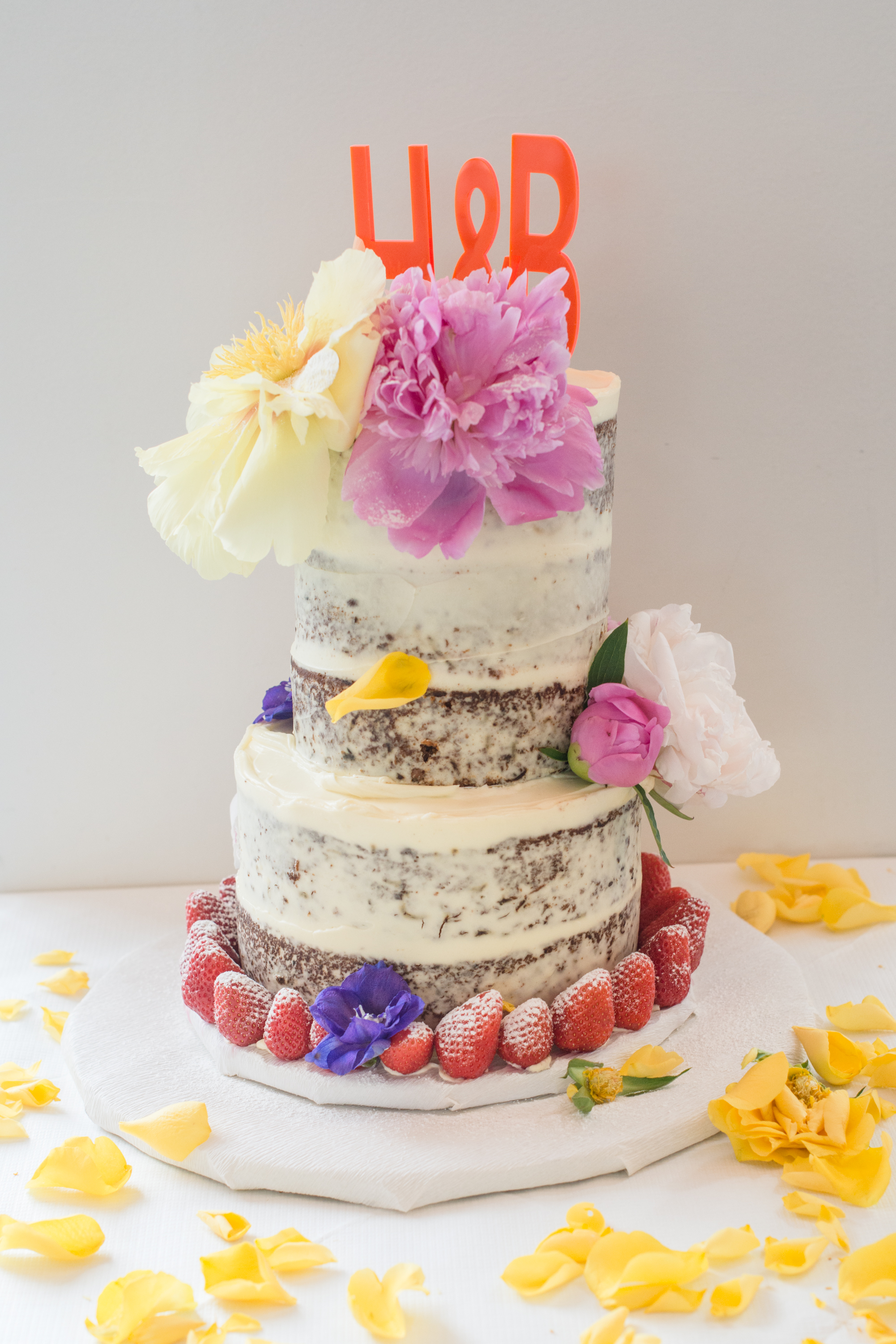 violet bakery wedding cakes pictures food moments of 2014 blanche vaughan 21622